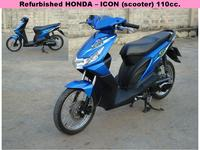"Sell Refurbished ICON-Japanese Scooter 14"" wheel size"
