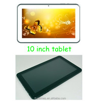 10 Inch Dual Core Android Best Low Price Tablet Computer with Two Cameras