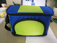 Fashion Nylon waterproof Lunch Bags Thermal Bags Insulation Cooler Box