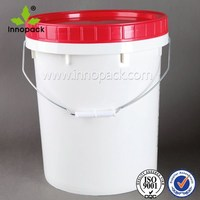 20 liter plastic water jerry can 5 gallon