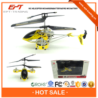 Plastic toy 4ch infared rc helicopter toy with gyro