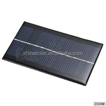 115x70MM 6V 1W Poly Mini Solar Panels