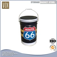 Guaranteed Quality Hot Sale 20 litres tin