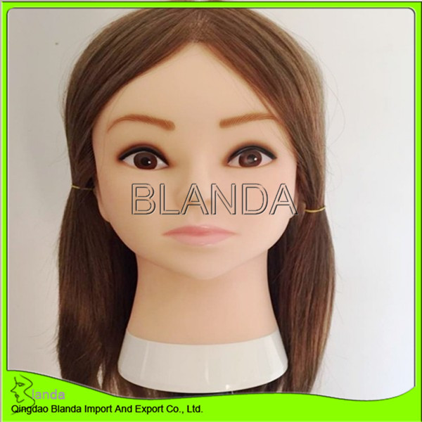 mannequin head, 100%human hair mannequin head, mannequin head with shoulders
