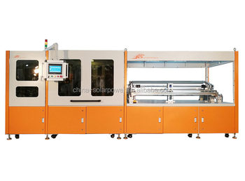 Top Performance CE certificated automatic Solar Cell Tabbing and String Machine