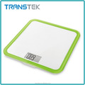 Contemporary body weight measuring instrument health digital scale bathroom