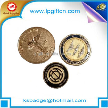Custom Engrave Gold Coin