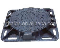 culvert cover,ductile iron cover
