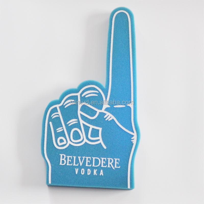 Customized foam finger hand for Sports Cheering