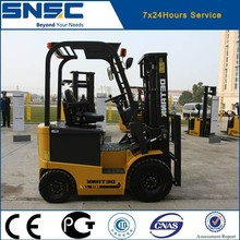 heavy forklift truck 1.5ton electric forklift 1500kg capacity