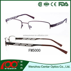 Titanium optical frame, cheap fashion optical frames wholesale, memory optical frame