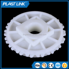 Plast Link 900 Plastic Teeth/Metal Insert Material and ISO Standard roller chain sprocket