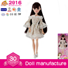 Top Sale Plastic Toy Realistic Doll