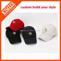 European style new fashion cute golf caps /sports hats with custom logo