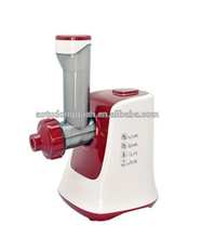 Pure natural organic and healthy vegetable and fruit ice cream machine for home