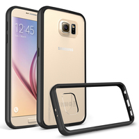 Tpu case for galaxy s7 plus with hard pc;new style for samsung s7 edge plus casing cover