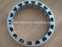 stator and rotor lamination stacking for tubular motors