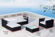 outdoor sofas rattan furniture and garden sofas RF-001