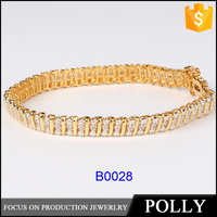Best Selling Products New Dubai Gold Bracelet Latest Models