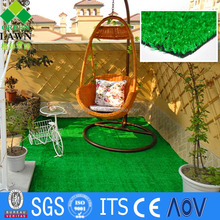 Cost-effective artificial grass with spine