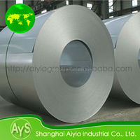 Steel building material for roof