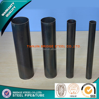ASTM A106 Tianjin Manufactures Black Steel Pipe from China