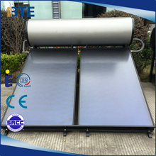 Hot Sale Pressure 150L roof flat-plate solar water heater system with high quality