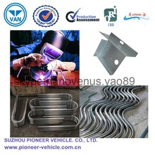 Tube bending/ pipe welding/ Custom metal processing(ISO SGS Approved)