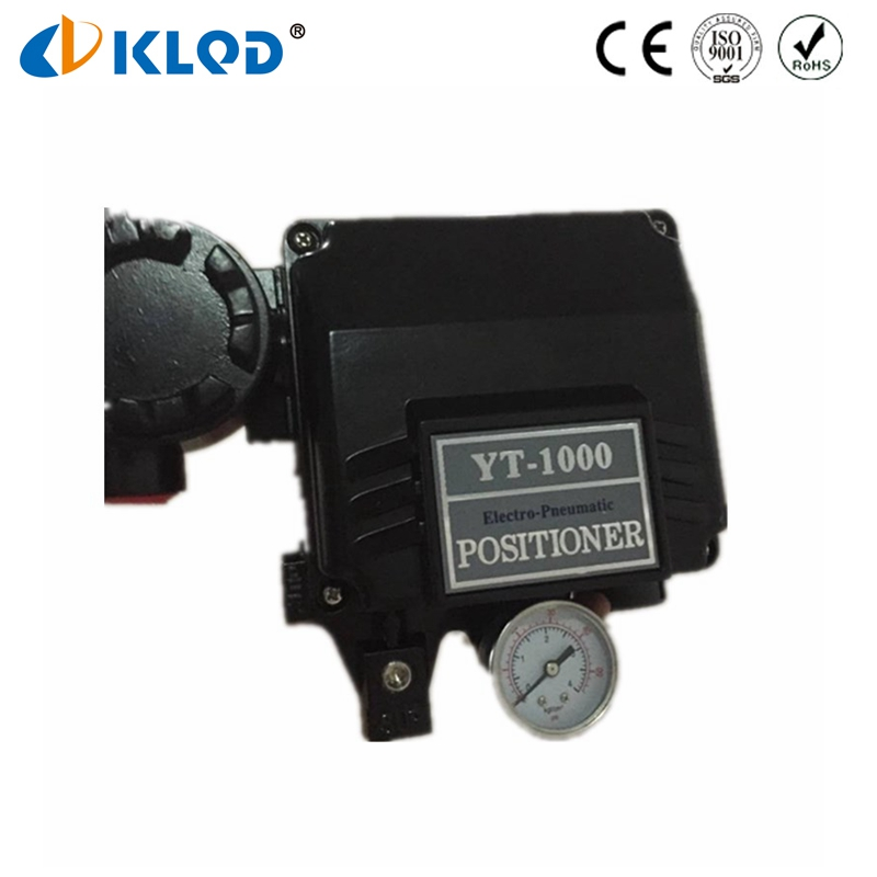 Electro Pneumatic Positioner YT-1000 for Pneumatic Ball Valve