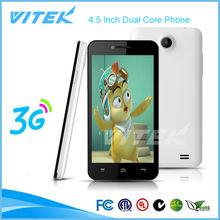 Cheap China 4.5 Inch Android 4.2.2 Good Smart Phone Dual Core
