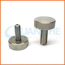 alibaba high quality stainless thumb screws m3