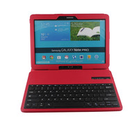 Certificated ABS plastic 12.2 inch Bluetooth Keyboard For Samsung P900 Tab Pro with leather case-SA109