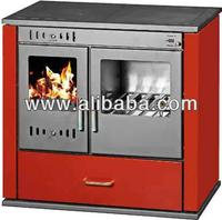 Wood burning cook stove Y300 LUX (Color), high quality, European products