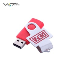 private label usb Swivel USB Key 2GB USB Key
