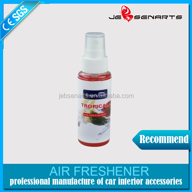 perfume brands/air freshener bottle/air freshener car