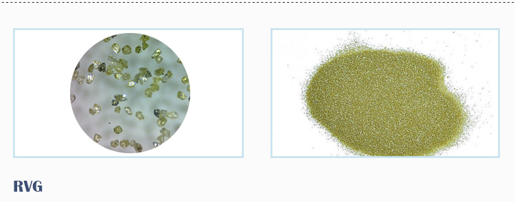 Industrial grade marble, synthetic diamond polishing powder, diamond dust powder
