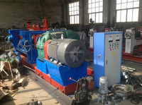 Open Rubber Mixing Mill In Qingdao / Two Roll Open Mixing Mill Supplier In Qingdao