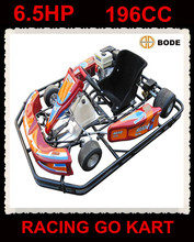 6.5 HP Roll Bar Bumpers Wet Clutch Rental Go Kart