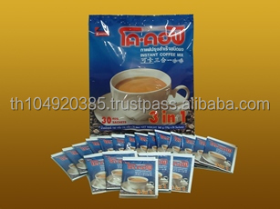 Instant Coffee 3 in 1, Classic instand white coffee
