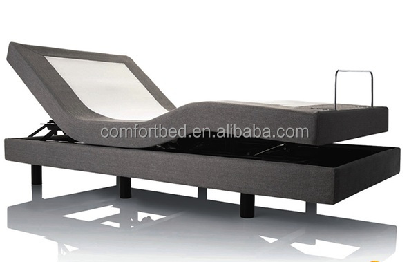 Electric Adjustable Bed Massage Bed single size bed