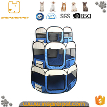 Various puppy playpen mesh house playpen