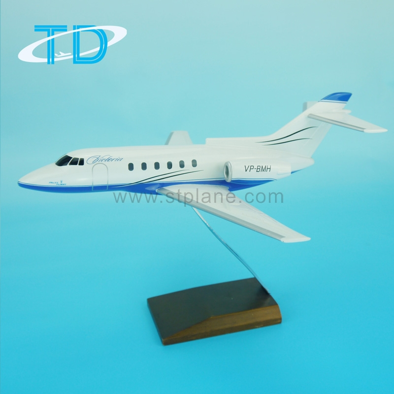 Hawker 800B 1/100 27cm china airlines