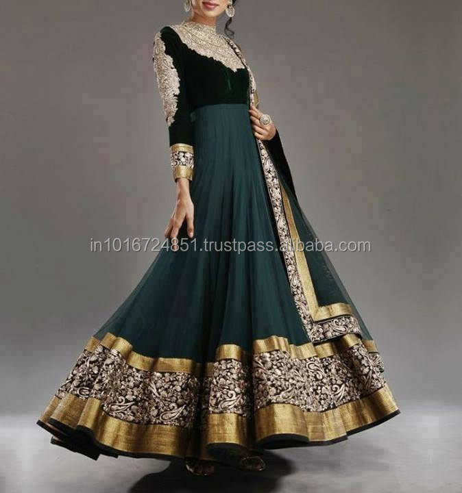 Designer Latest Indian Anarkali suits