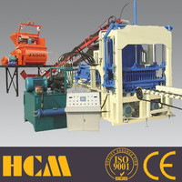 QT4-15 concrete block machinery for small industries/chinese machines