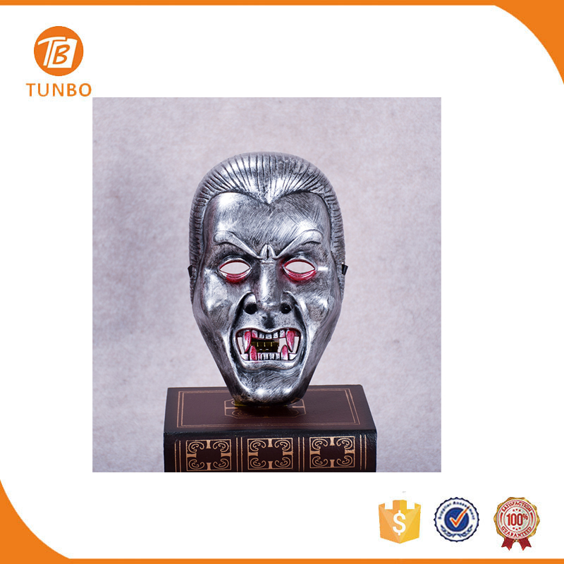 Factory supply price angry full face PVC party mask