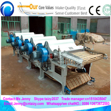 Textile /waste fiber /waste cotton cloth opening recycling cleaning machine
