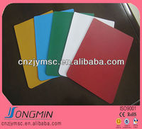 Industrial Application rubber magnet Composite Coloured Gloss magnetic sheet