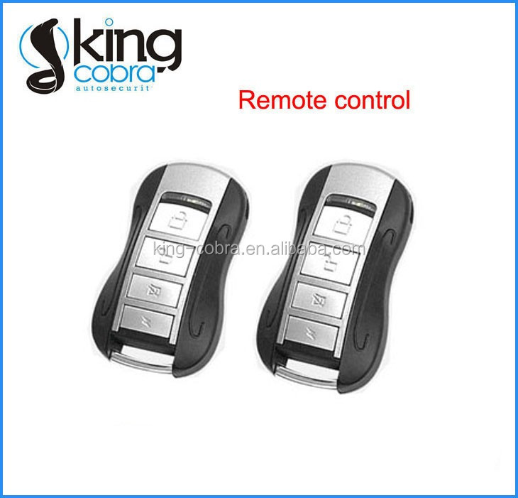 DC 12V CE Approval Hopping Code Grabbers and Remote Keyless Entry