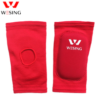 High quality knee pad 100% cotton kneepad ,strong protection knee pad protector for training 1501B1