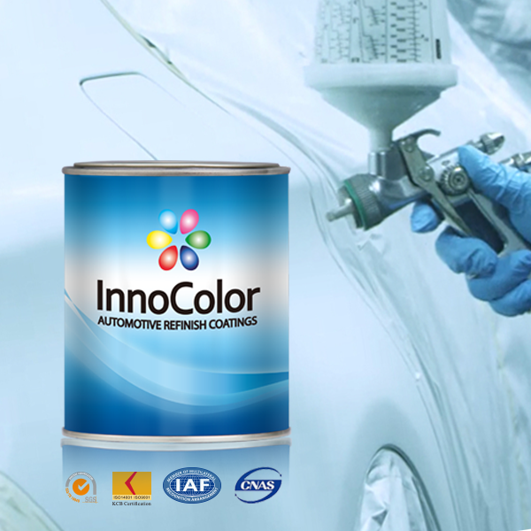 High Gloss 1K Metalic Effect Auto Paints for Car Repair